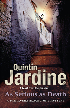 Quintin Jardine - As Serious As Death