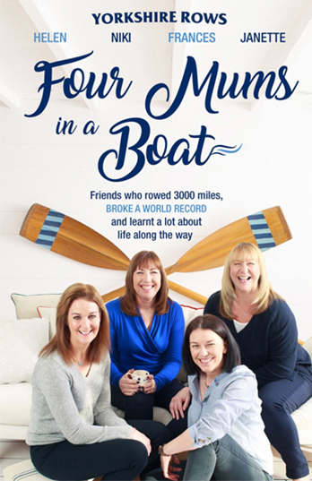 Four Mums in a Boat - the Yorkshire Rows