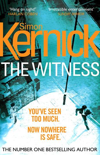 The Witness - Simon Kernick
