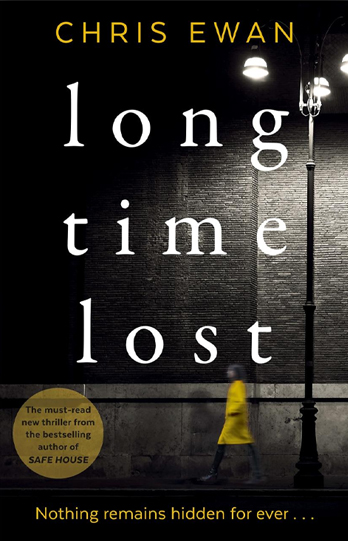 Long Time Lost - Chris Ewan
