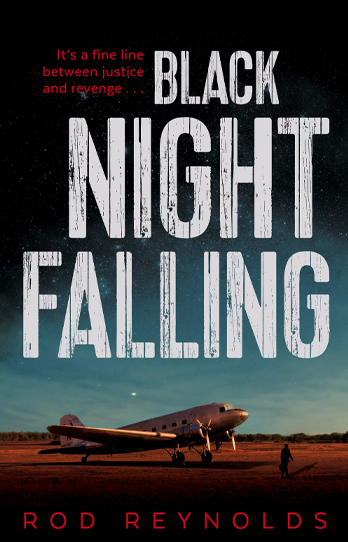 Black Night Falling - Rod Reynolds