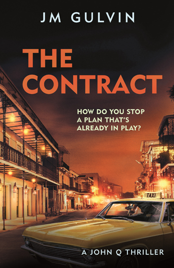 The Contract - JM Gulvin