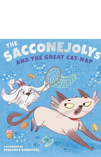 The Saccone-Jolys and the Great Cat-Nap - The Saccone-Jolys