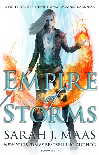 Empire of Storms - Sarah J Maas