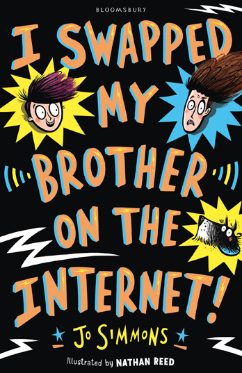 I Swapped My Brother On The Internet - Jo Simmons