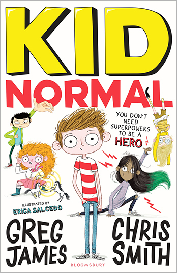 Kid Normal - Greg James and Chris Smith
