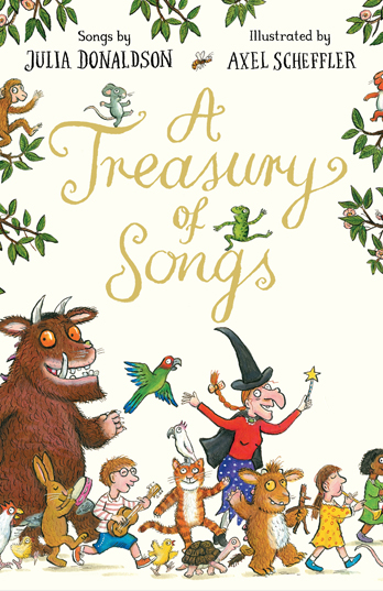 A Treasury of Songs - Julia Donaldson