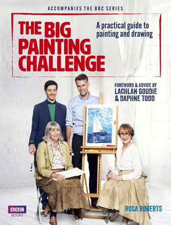 The Big Painting Challenge - Rosa Roberts