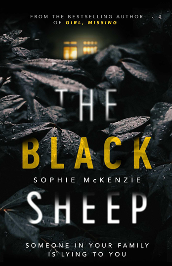 The Black Sheep - Sophie McKenzie