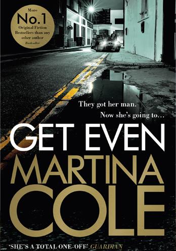 Get Even - Martina Cole
