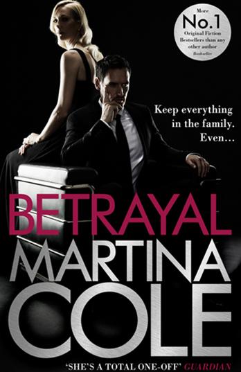 Betrayal - Martina Cole