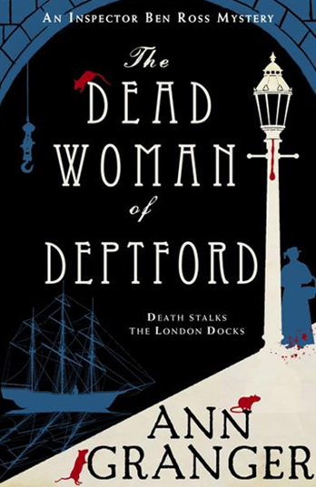 The Dead Woman of Deptford - Ann Granger
