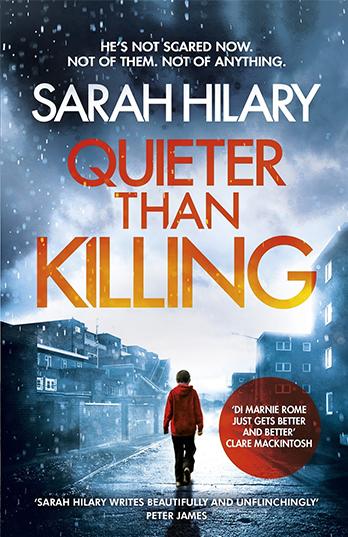 Quieter than Killing - Sarah Hilary