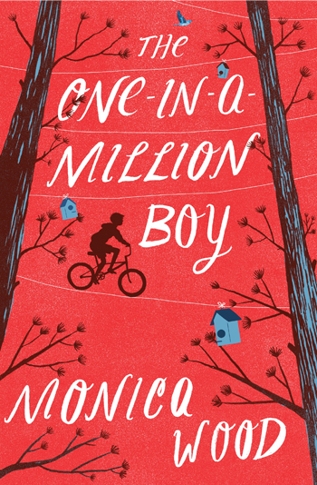 The One in a Million Boy - Monica Wood