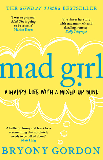 Mad Girl - Bryony Gordon