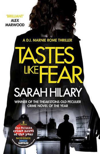 Tastes Like Fear - Sarah Hilary