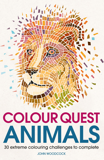 Colour Quest Animals Free Pattern