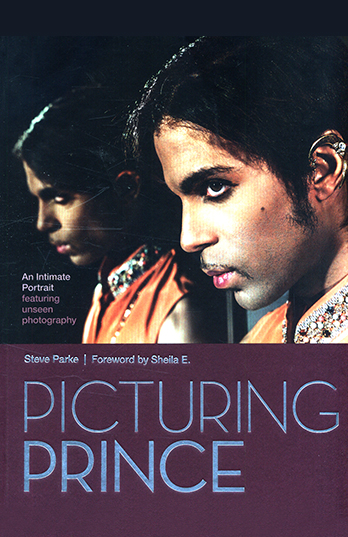 Picturing Prince - Steve Parke