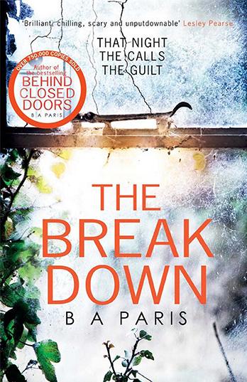 The Breakdown by B. A. Paris