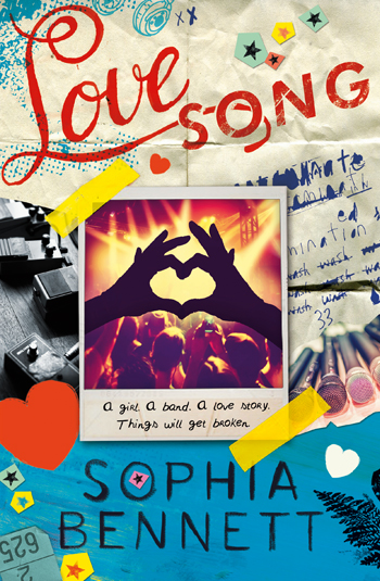 Love Song - Sophia Bennett