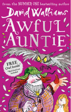 Awful Auntie – David Walliams