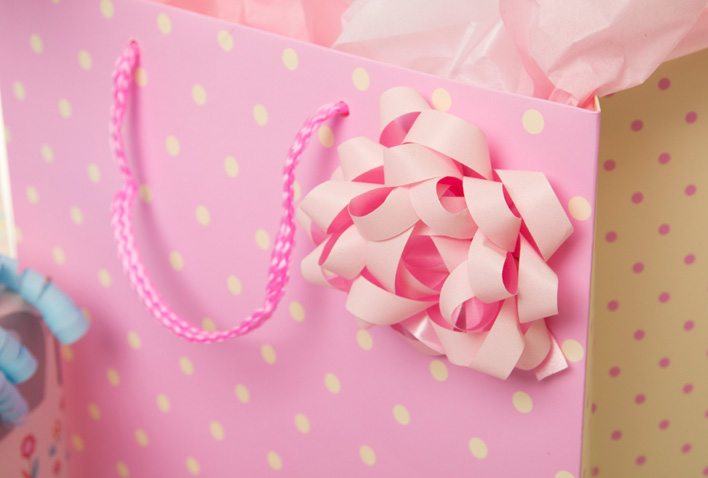 New Baby Gift Wrap Inspiration Whsmith Blog