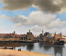 View of Delft - Jan Vermeer