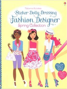 Sticker Dolly Dressing Fashion Designer Spring Collection – Fiona Watt and Stella Baggott