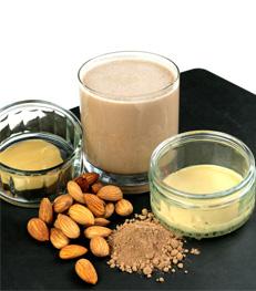 Jason Vale's Super Juice Me! Tahini Cocoa Beaney Juice Recipe