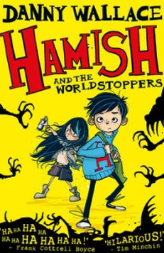 Danny Wallace – author of Hamish and the Worldstoppers