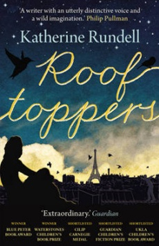 Katherine Rundell – author of Rooftoppers
