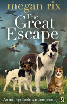 Megan Rix – author of The Great Escape