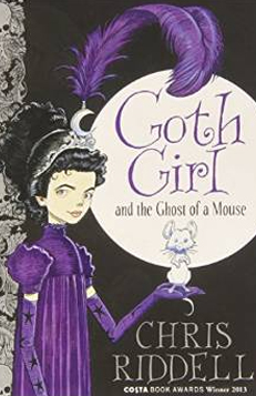 Chris Riddell – author of Goth Girl and the Ghost of a Mouse