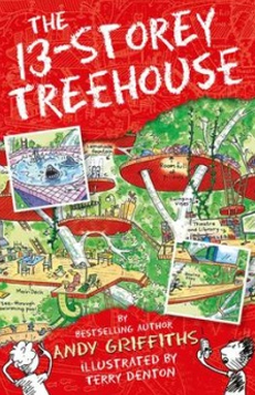 Andy Griffiths – author of The 13 Storey Treehouse