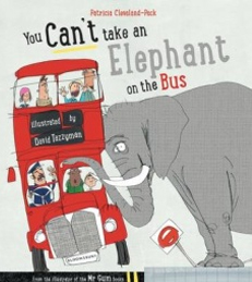 Patricia Cleveland-Peck – author of You Can't Take an Elephant on the Bus