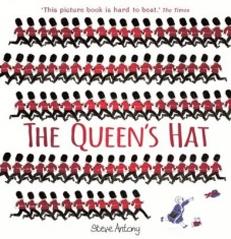 Steve Antony – author of The Queen's Hat