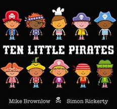 Mike Brownlow – author of Ten Little Pirates