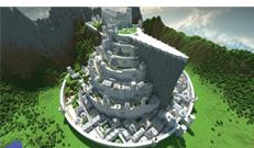 Minecraft Minas Tirith