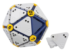 Gadget Shop Genius 3D Ominoes Puzzle
