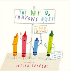 Drew Daywalt – author of The Day the Crayons Quit