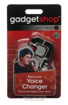 Gadget Shop Spy Tech Spy Voice Changer