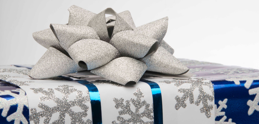 New! Midnight Blues Gift Wrap Inspiration
