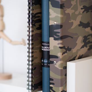 Camo Back to School Stationery