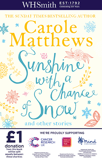 Sunshine with a Chance of Snow - Carole Matthews