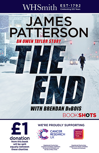 Whsmith 225th anniversary charity books exclusive short stories by the end james patterson solutioingenieria Images