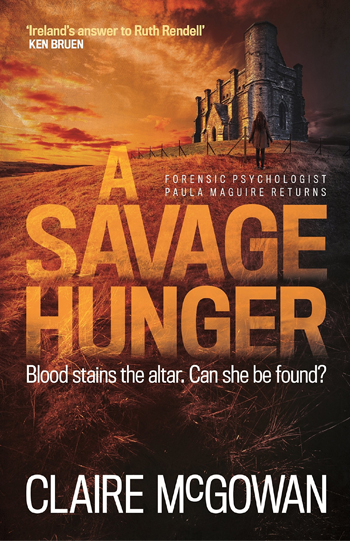 A Savage Hunger - Claire McGowan