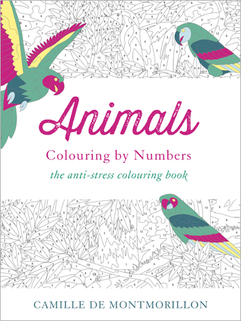 Animals Colouring By Numbers Free Pattern Download Whsmith Blog