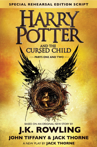 Harry Potter and The Cursed Child Launch Event
