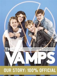 The Vamps signing The Vamps Our Story: 100% Official