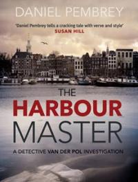 Daniel Pembrey signing The Harbour Master